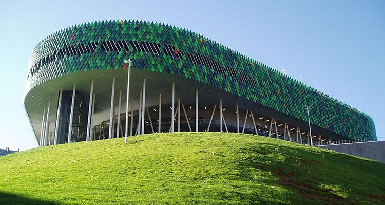 Polideportivo Bilbao Arena