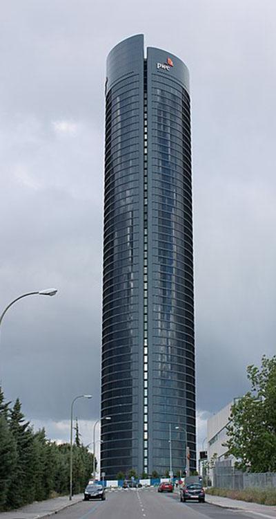 Torre PWC de Madrid